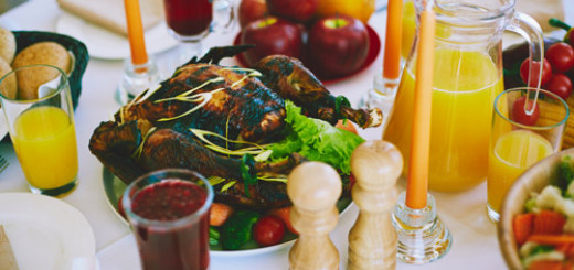 6 Thanksgiving Food Ideas