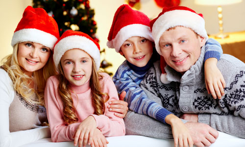 50 Things to Do With Your Family This Christmas Season