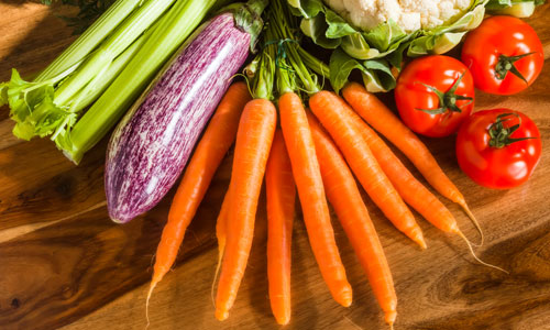 5 Advantages of Eating Organic Foods