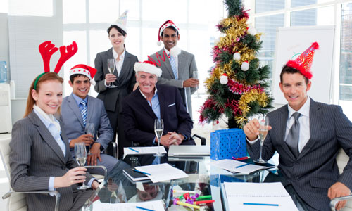 4 Christmas Office Party Games
