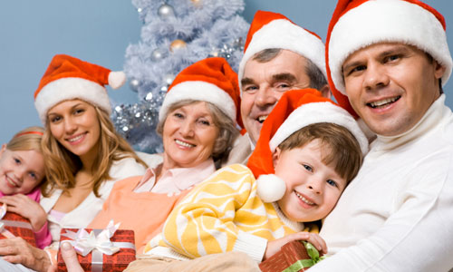 10 Christmas Quotes for Family