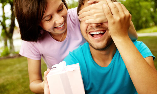 7 Crazy Ways to Surprise Him