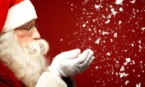 10 Fun Facts About Santa Claus