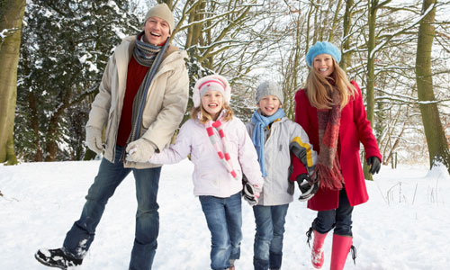 5 Fun Ways to Spend More Time With Your Family