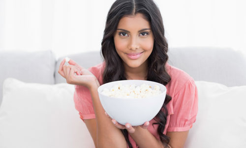 5 Hidden Health Benefits of Popcorn