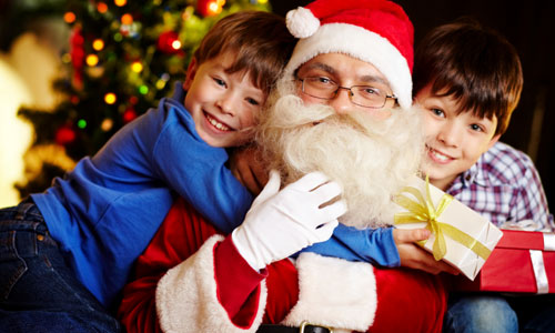 6 tips to make your child believe in santa claus - Santa Claus Children