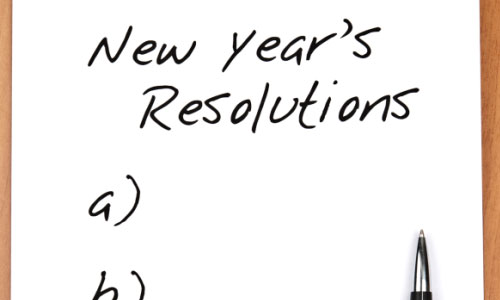 5 New Year Resolutions for 2014