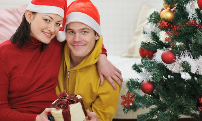 7 Christmas Gift Ideas for Newlyweds