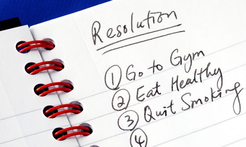 7 Reasons We make New Year Resolutions and Break Them