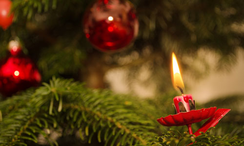 5 Simple Ways to Decorate Your Tree