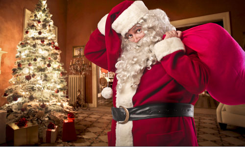 5 Things You didn't Know About Santa Claus
