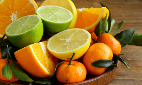 Vitamin C-rich foods