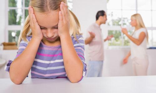 5 Ways Children are Affected When Parents Divorce