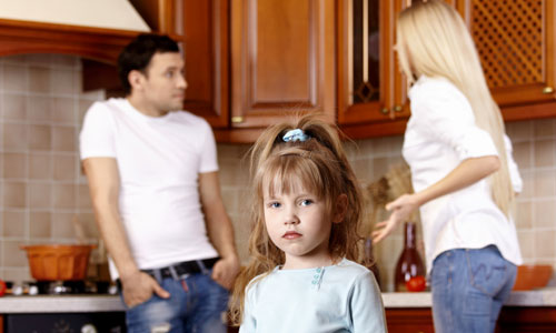 Ways Kids Get Affected When Their Parents Separate