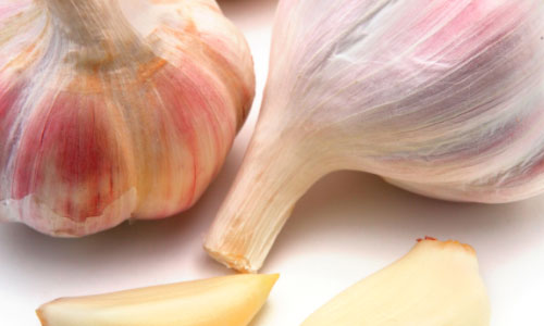 Ginger, garlic and other home remedies