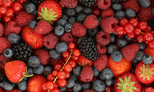 6 Fruits With High Fiber Content
