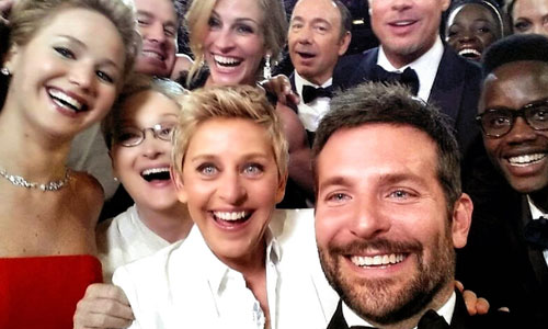 Awesome Things to Know About Ellen DeGeneres' Oscars Selfie