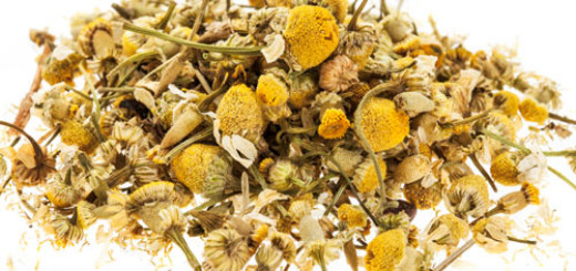 Chamomile and ginseng
