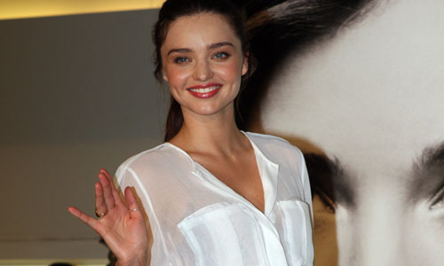 Facts You didn't Know About Miranda Kerr