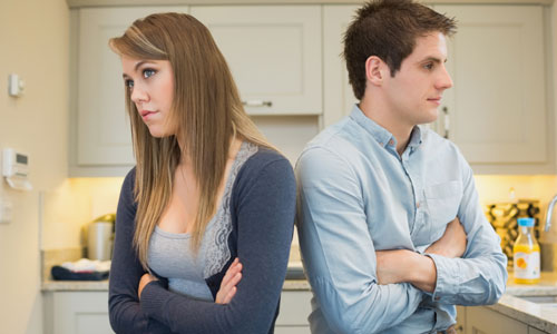 Predictors of Divorce