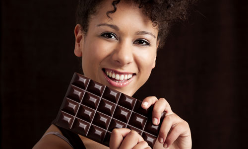 Super Reasons to Eat more Dark Chocolate