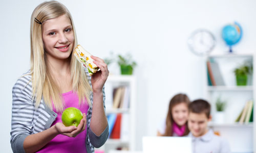Good Tips for Healthy Eating During Exams