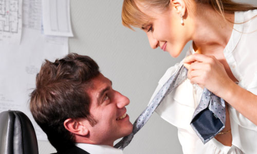 Reasons Why Having a Crush at Work is Great for You