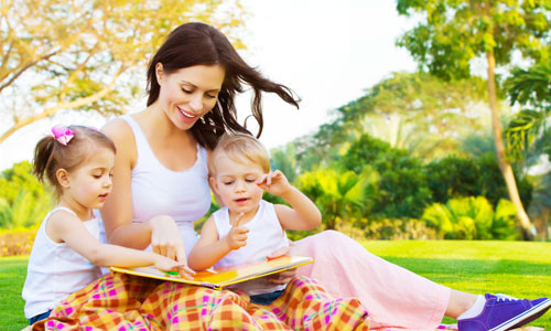 Reasons Why Nursery Rhymes are Important for Kids' Learning