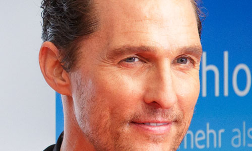 Super Interesting Facts about Oscar Winner Matthew McConaughey