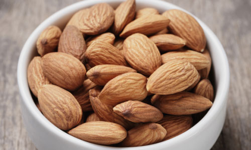 Benefits of Almonds for Hair Growth