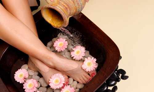 Ways to Get Soft Feet at Home