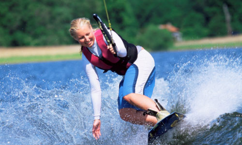 Health Benefits of Water Sports