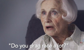 Incredible 98 Year Old Woman Does What You Would Not Believe At All
