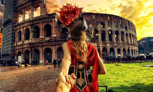Roman-Colosseum.