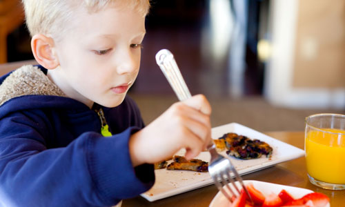 Ways to Get Kids to Eat Healthy Food