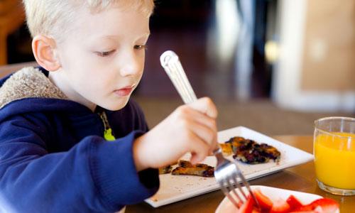 Ways to Get Kids to Eat Healthy Food