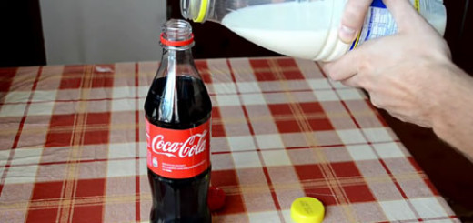 What Happens When You Mix Milk And Coke Well, Someone Tried It Out!