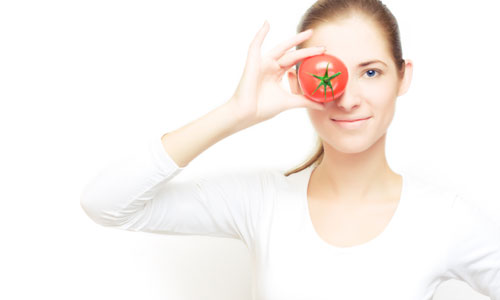 Benefits of Tomato for Skin