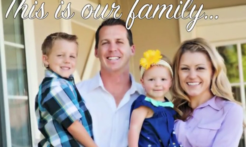 A Heart Touching Story of How a Family Loves Their Children Unconditionally
