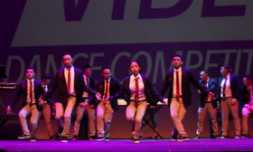 These Guys Dance So Well! Check Them Out