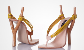 These 18 High Heel Shoes By Kobi Levi Are Simply Crazy, Out Of The World!