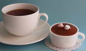 If You Think These Are Hot Chocolate Cups, Look Hard Again. They Are Much Tastier!