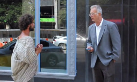 What Happens When A Homeless Person Wears A Suit And Asks For Money? You Will Be Astonished.