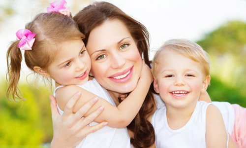 5 Reasons Why It's Fun to be a Mom