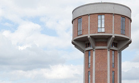 This Old Water Tower Holds A Secret Which You Can't Guess