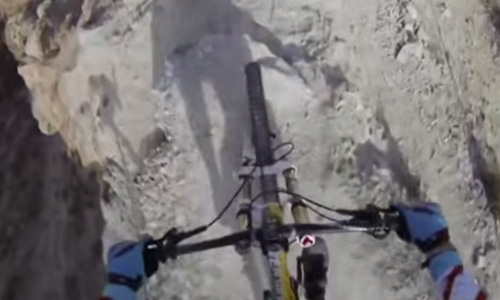 Would You Dare To Bike Like This? It Is Biking At Its Extreme!