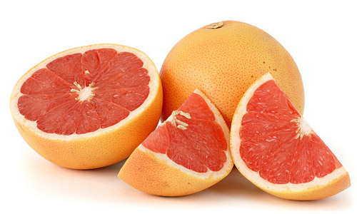 5 Beauty Benefits of Grapefruit