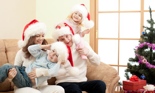 5 Reasons Christmas is the Best Holiday Ever