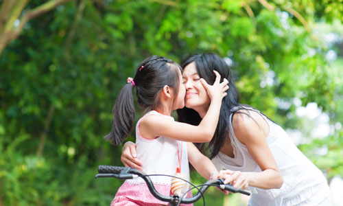 8 Signs You are a Good Mother