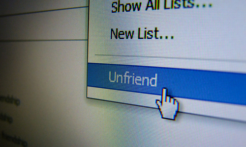 8 Types of People You Must Unfriend on Facebook